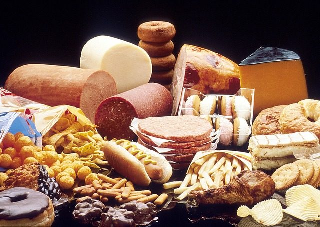 Foods that Increase Cholesterol